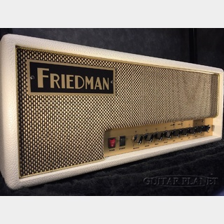 Friedman【SPECIAL PRICE】~Guitar Planet Exclusive~ RUNT 50 Head -White Tolex-【50Wヘッド】【全国送料無料!!】