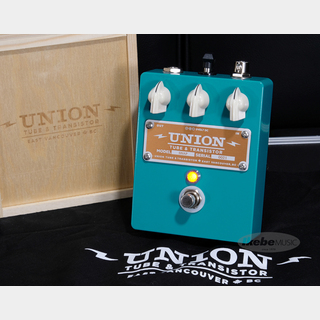 UNION TUBE&TRANSISTOR SNAP [Treble Booster / for fans of Brian May Style ]