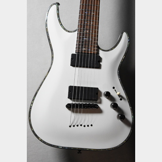 SCHECTER 【歳末BIGバーゲン!!】AD-C-7-HR WT 【2012年USED】