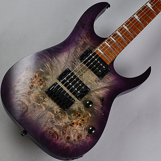 Ibanez RGRT621DPB Transparent Purple Burst Flat