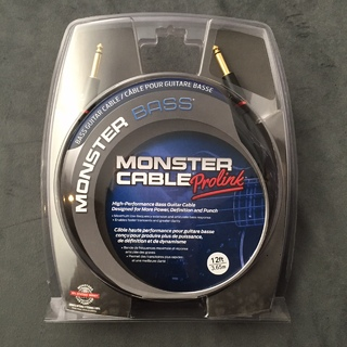 Monster Cable M BASS2-12