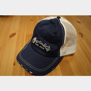 Martin MARTIN 18NH0047 Navy Pick Hat 【名古屋店在庫】