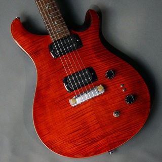 Paul Reed Smith(PRS) SE Paul's Guitar / Fire Red 【フーチーズ・チューンにセットアップいたします!!】