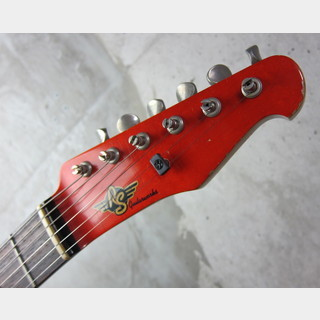 RS Guitarworks Tee Vee 60S Orange