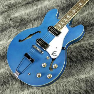 Epiphone Casino Worn / Worn Blue Denim
