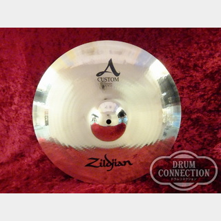 "Zildjian A CUSTOM CRASH 16""【送料無料】"