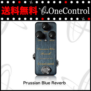 ONE CONTROL Prussian Blue Reverb リバーブ エフェクター