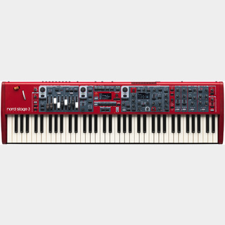 CLAVIA Nord Stage 3 Compact ステージ・キーボード【池袋店】