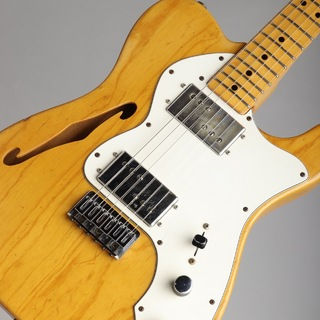Fender 1977 Telecaster Thinline Natural