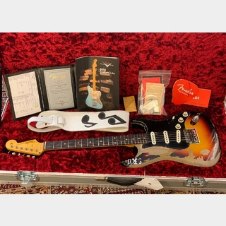 Fender Custom Shop Limited Edition 30th Anniversary Stevie Ray Vaughan Stratocaster Master Built By John Cruz