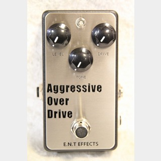 E.N.T EFFECTS Aggressive Over Drive