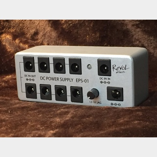 RevoL effects EPS-01 SET DC POWER SUPPLY