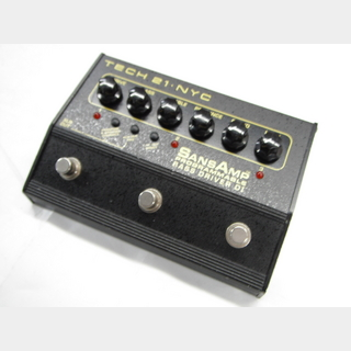 Tech 21SANSAMP PROGRAMMABLE BASS DRIVER DI