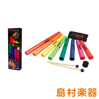 Whacky Music Boomwhackers BPXS ドレミパイプ ワックパック