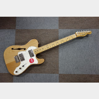 Squier by Fender Classic Vibe '70s Telecaster® Thinline, Maple Fingerboard, Natural