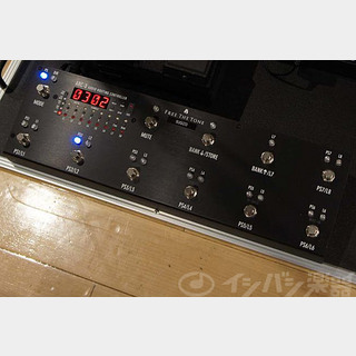 Free The Tone ARC-3 Audio Routing Controller Black 【新宿店】