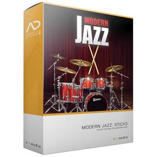 XLN Audio ADpak Modern Jazz Sticks ダウンロード版【渋谷店】