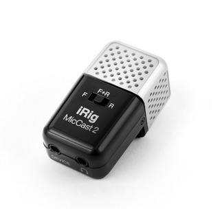 IK Multimedia iRig Mic Cast2 コンデンサーマイク