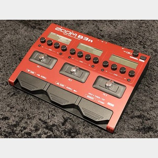 ZOOM B3N -MULTI EFFECTS PROCESSOR FOR BASS-【USED】【全国送料無料】