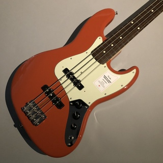 Fender Made in Japan Traditional 60s Jazz Bass Fiesta Red【現物画像】【即納可能】