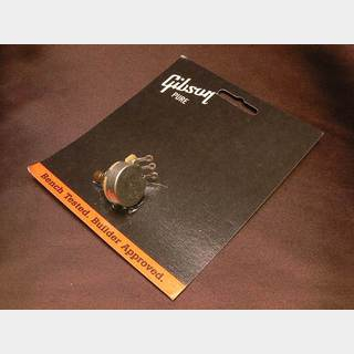 Gibson PPAT-510 500k Ohm Audio Taper Potentiometer Short Shaft 【心斎橋店】