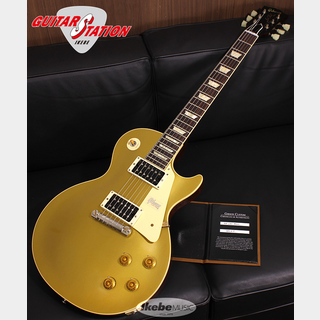 Gibson Custom Shop IKEBE Order Historic Collection 1954 Les Paul Model w/2 Humbuckers VOS Double Gold