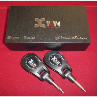 Xvive XV-U2 Black Wireless Guitar System