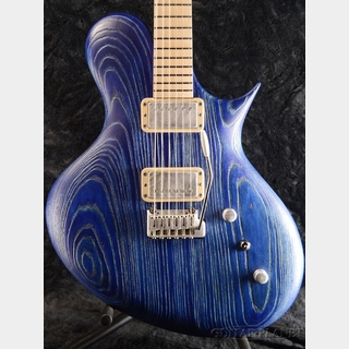 RITTER Porsch T1 with Custom Tremolo -Sandblasted Blue- by Jens Ritter【金利0%】