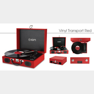 ION(アイオン)VINYL TRANSPORT Red