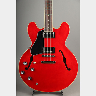 Gibson ES-335 Dot 2019 Left Hand Antique Faded Cherry【S/N:129490123】
