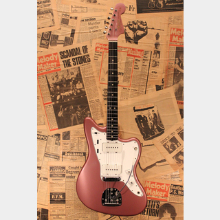 "Fender 1965 Jazzmaster ""Burgundy Mist"" Time Machine Condition"