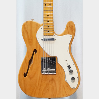 Fender American Original 60s Telecaster Thinline Maple / Aged Natural ★週替わりセール!10日まで★