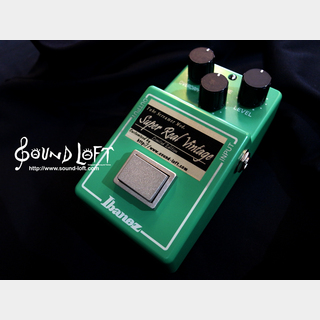 Ibanez TS808 Sound Loft Mod. SuperRealVintage 2020 Limited Edition