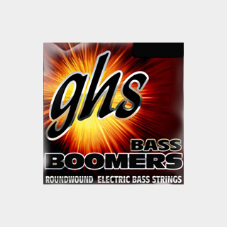 Heavy GHS RC-H3045 Round Core Bass Boomers