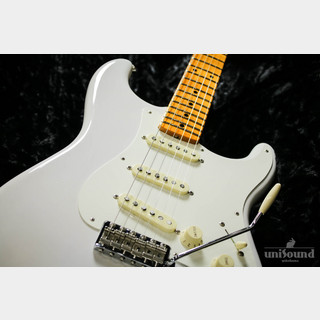 Fender Eric Johnson Stratocaster White Blonde Maple 2016年製