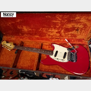 Fender 1965 MUSTANG DAKOTA RED