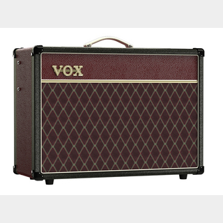 VOX AC15C1 Limited Edition Two Tone Black Maroon (AC15C1-TTBM-W) 【未展示品】