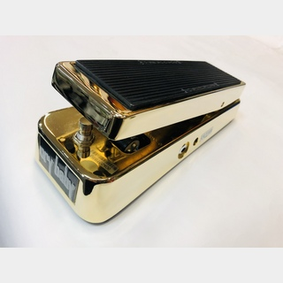 Jim Dunlop GCB95G 50th Anniversary Cry Baby Wah / Gold Plated