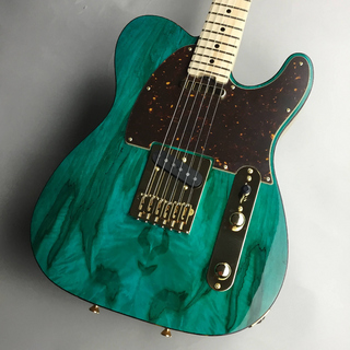 SCHECTER PS-PT-SP/M Ocean Green