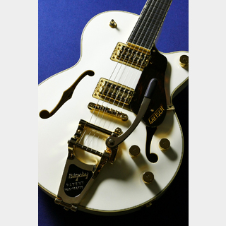 Gretsch G6659TG Players Edition BroG6659TG Players Edition Broadkaster Jr. Center Block-Vintage White-
