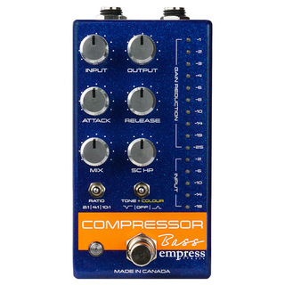 Empress Effects Bass Compressor Blue【渋谷店】