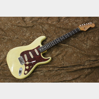 "Fender 1960 Stratocaster ""Ash Body with Blond Refinish"""
