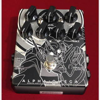 "Darkglass Electronics ALPHA OMEGA Japan Limited ""EVA 初号機 ver"" 【400台限定生産】"