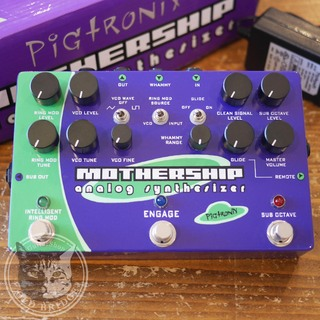 PiGtRONiX Mothership Analog Guitar Synthesizer
