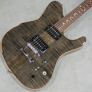 dragonfly BORDER PLUS 670 Hard Maple / Alder Trans Black
