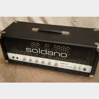 Soldano Super Lead 60 SeriesII【USED】【名古屋店】