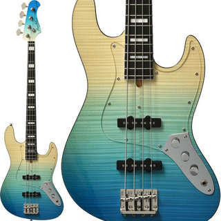 Bacchus Craft Series WL4-FM CUSTOM III (BLU-GRD) 【特価】