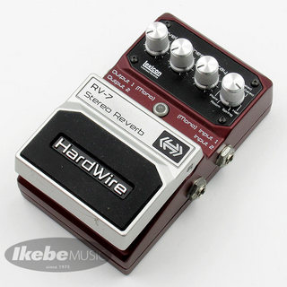 DigiTech STEREO REVERB [RV-7] /USED