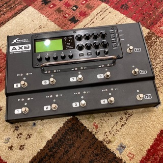 FRACTAL AUDIO SYSTEMS USED/AX8