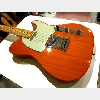 Fender Custom Shop Fender USA Custom Shop 2011年製 Custom Deluxe Telecaster Sunset Orange Trans